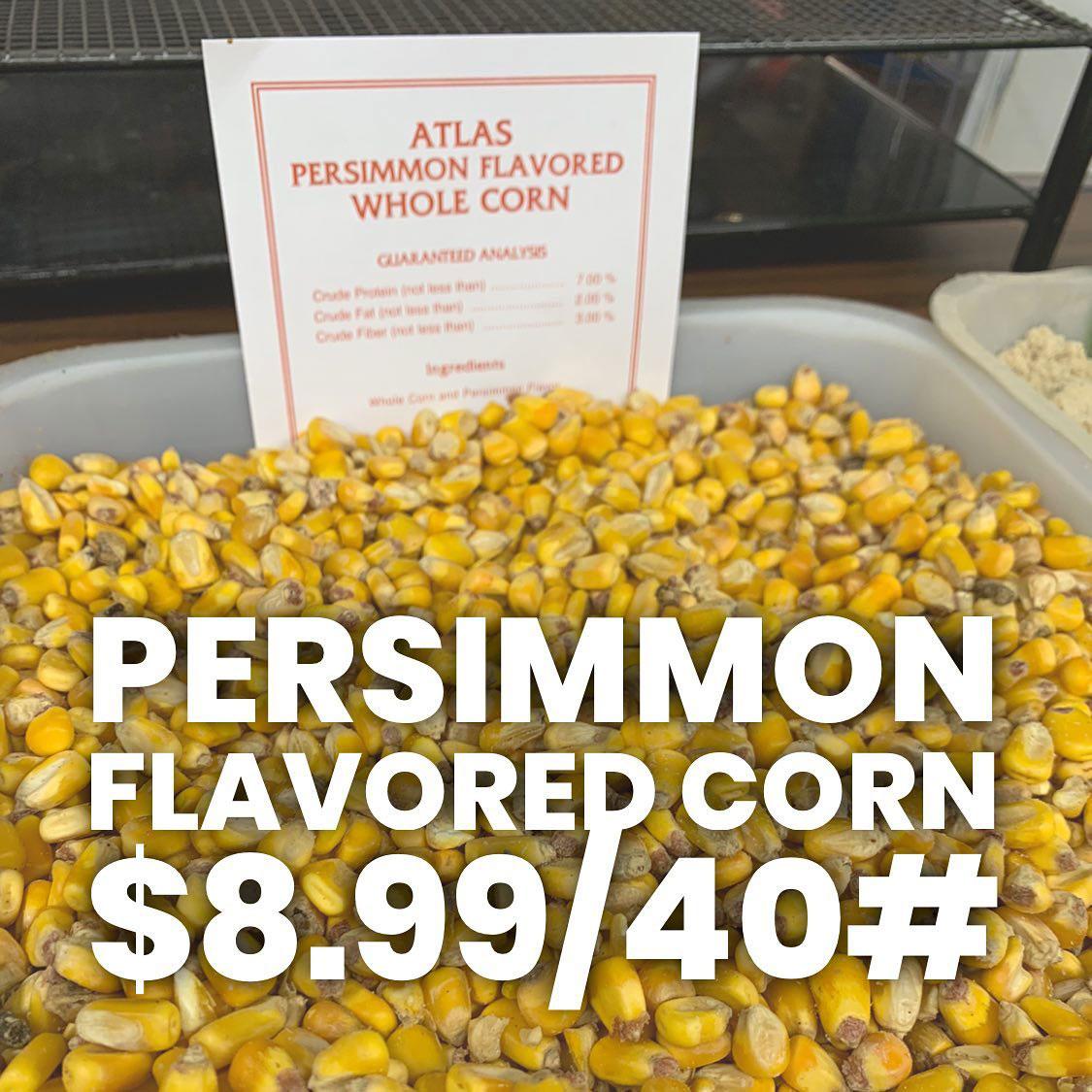 Persimmon-Corn-