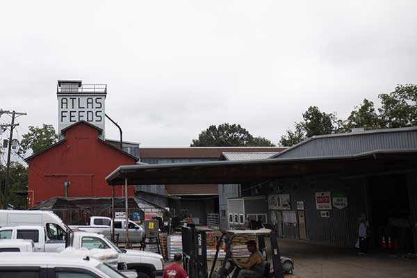 atlas feed mills